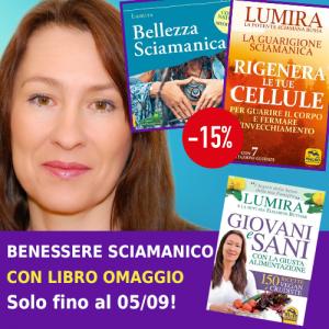 BENESSERE SCIAMANICO con Lumira