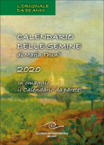 Calendario Delle Semine di Maria Thun® 2020 - Libro