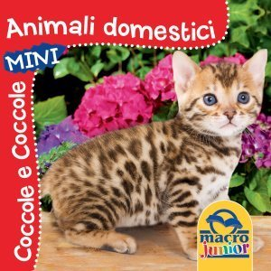Animali Domestici - Mini - Libro