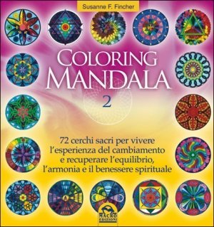 Coloring Mandala - Vol.2 - Libro