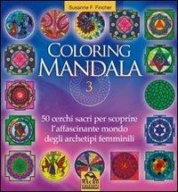 Coloring Mandala 3 - Libro