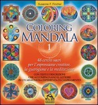 Coloring Mandala - Vol.1 - Libro