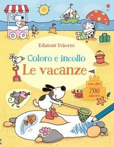 Le vacanze - Libro