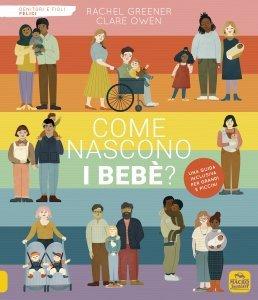 Come Nascono i Bebè? - Libro
