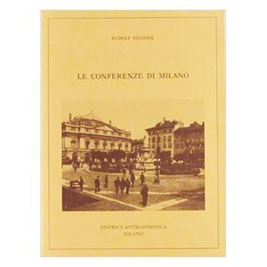 Conferenze di Milano - Libro