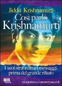Così Parlò Krishnamurti - Libro