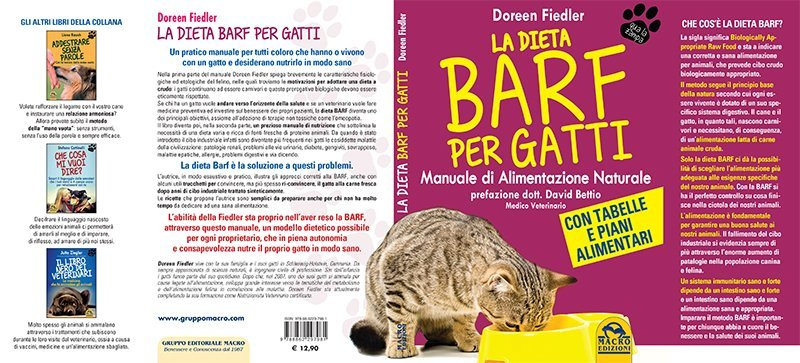 Dieta barf per gatti