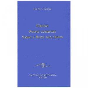 Credo - Poesie Cosmiche - Libro