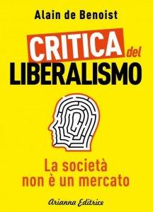 Critica del Liberalismo USATO - Libro