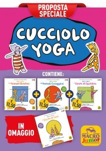Cucciolo Yoga - Pacchetto da 4 Confezioni - Libro