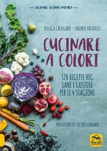 Cucinare a Colori - Ebook