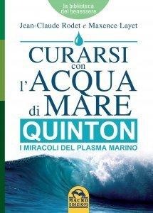 Curarsi con l'Acqua di Mare - Quinton USATO - Libro