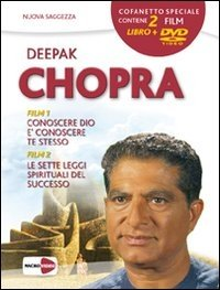 Deepak Chopra - COFANETTO - doppio - DVD
