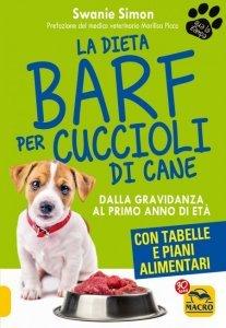 Dieta Barf per Cuccioli di Cane USATO - Libro