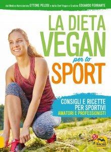 Dieta Vegan per  lo Sport - Libro