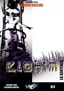 Elohim - La Sentenza N.4 - Libro
