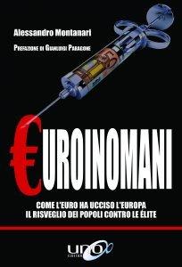 Euroinomani - Libro