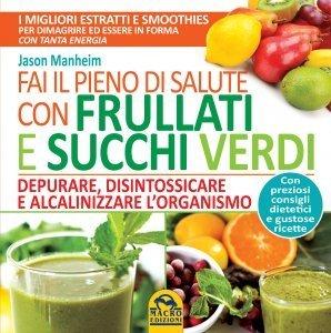 Frullati e Succhi Verdi - Libro