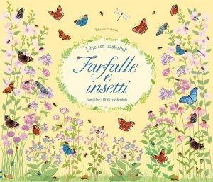 Farfalle e Insetti - Libro