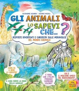 Gli Animali - Lo Sapevi Che? - Libro
