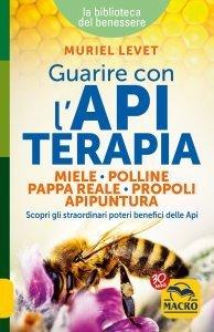 Guarire con l'Apiterapia - Libro