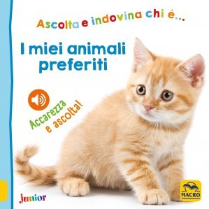I Miei Animali Preferiti - Libro
