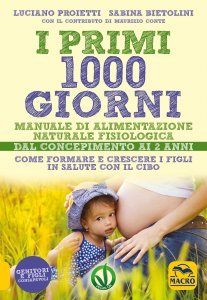 I Primi 1000 Giorni - Libro