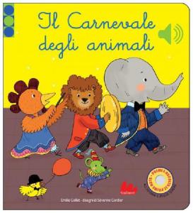 Il Carnevale degli Animali - SONORO - Libro