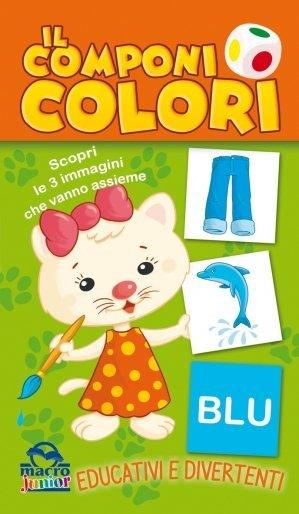 Il Componi Colori - Libro