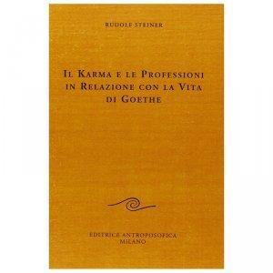 Il Karma e le Professioni in Relazione con la Vita di Goethe - Libro
