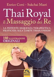 Thai Royal il Massaggio dei Re - Libro