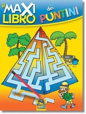 Il Maxi Libro dei Puntini - Libro