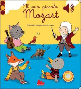 Il Mio Piccolo MOZART- SONORO - Libro