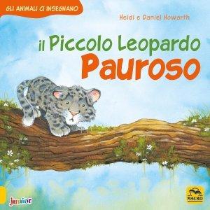 Il Piccolo Leopardo Pauroso - Libro