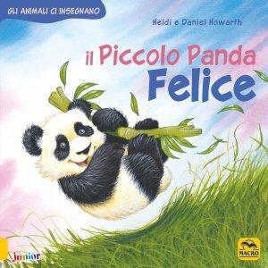 Il Piccolo Panda Felice - Libro