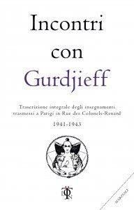 Incontri con Gurdjieff - Libro