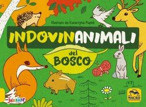 Indovinanimali del Bosco - Libro