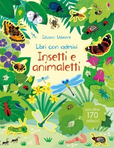 Insetti e Animaletti - Libro