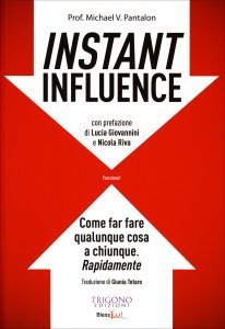 Instant Influence - Libro
