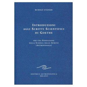 Introduzioni agli Scritti Scientifici di Goethe - Libro