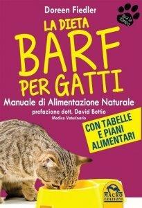 La Dieta BARF per Gatti - Libro