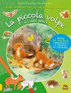 La piccola volpe e i suoi amici - Libro