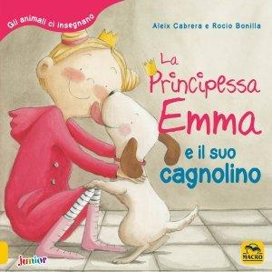 La Principessa Emma e il suo Cagnolino - Libro