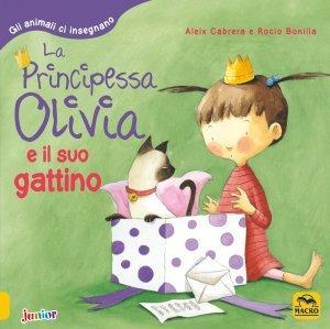 La Principessa Olivia e il suo Gattino - Libro