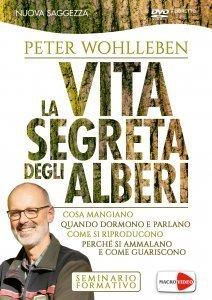 Vita Segreta degli Alberi - DVD USATO - Libro