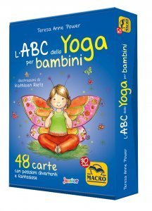 L' ABC dello Yoga per Bambini. 48 carte - Cofanetto