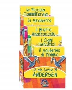 LE MIE FAVOLE di Andersen - Libro