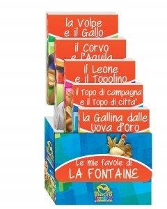MIE FAVOLE di La Fontaine - Libro