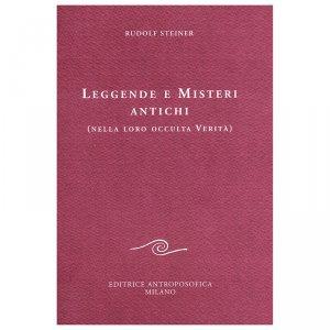 Leggende e Misteri Antichi - Libro