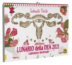 Lunario della Dea 2021 - Libro
